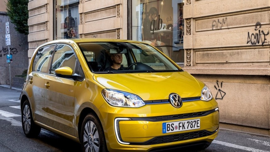 Volkswagen e-Up 2020