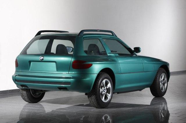 BMW Z1 Coupe Concept 1988