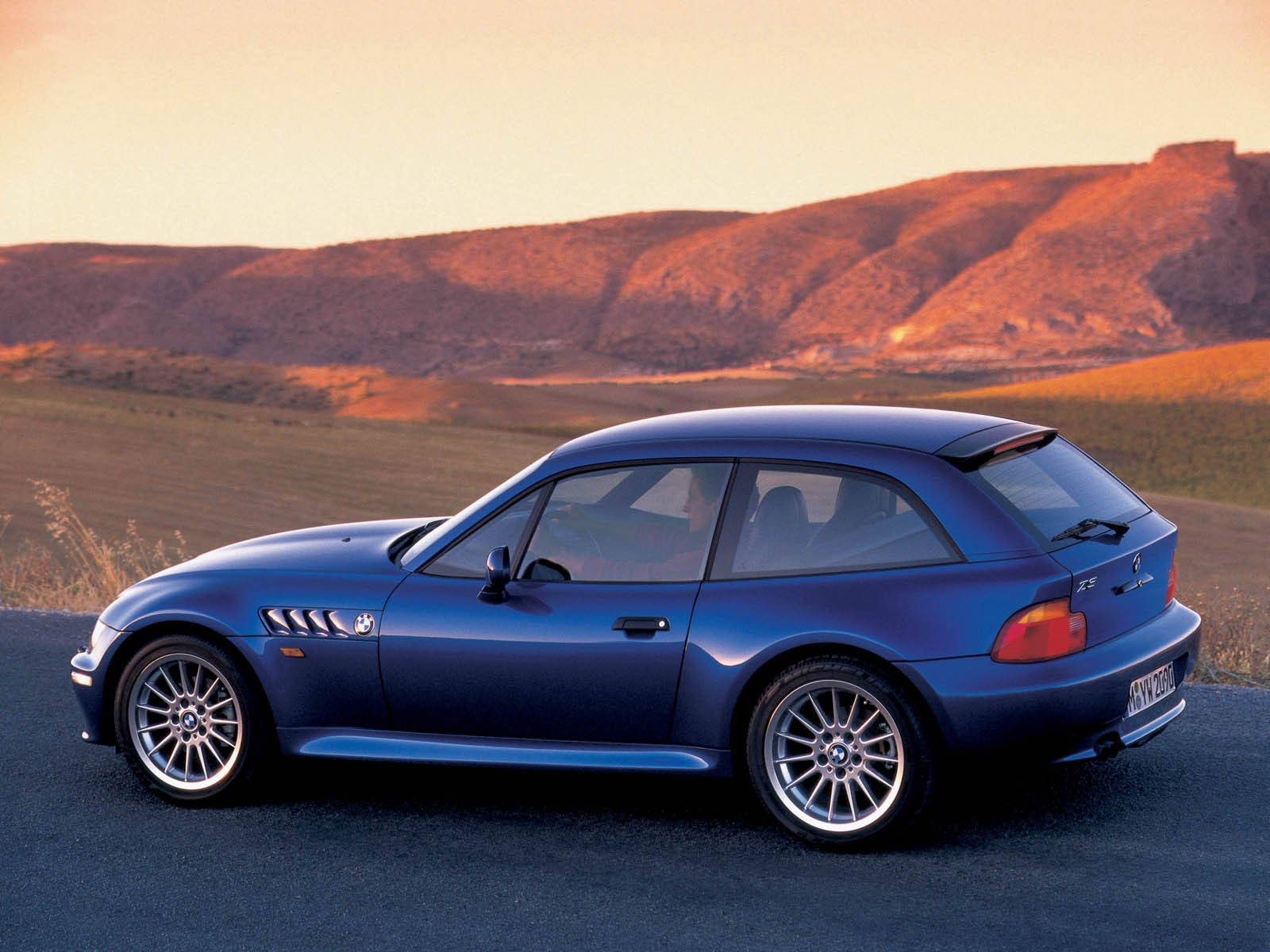 BMW Z3 Coupe 1998