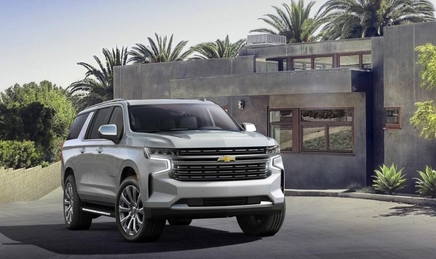 Chevrolet Suburban 2021 – Une conduite considérablement améliorée