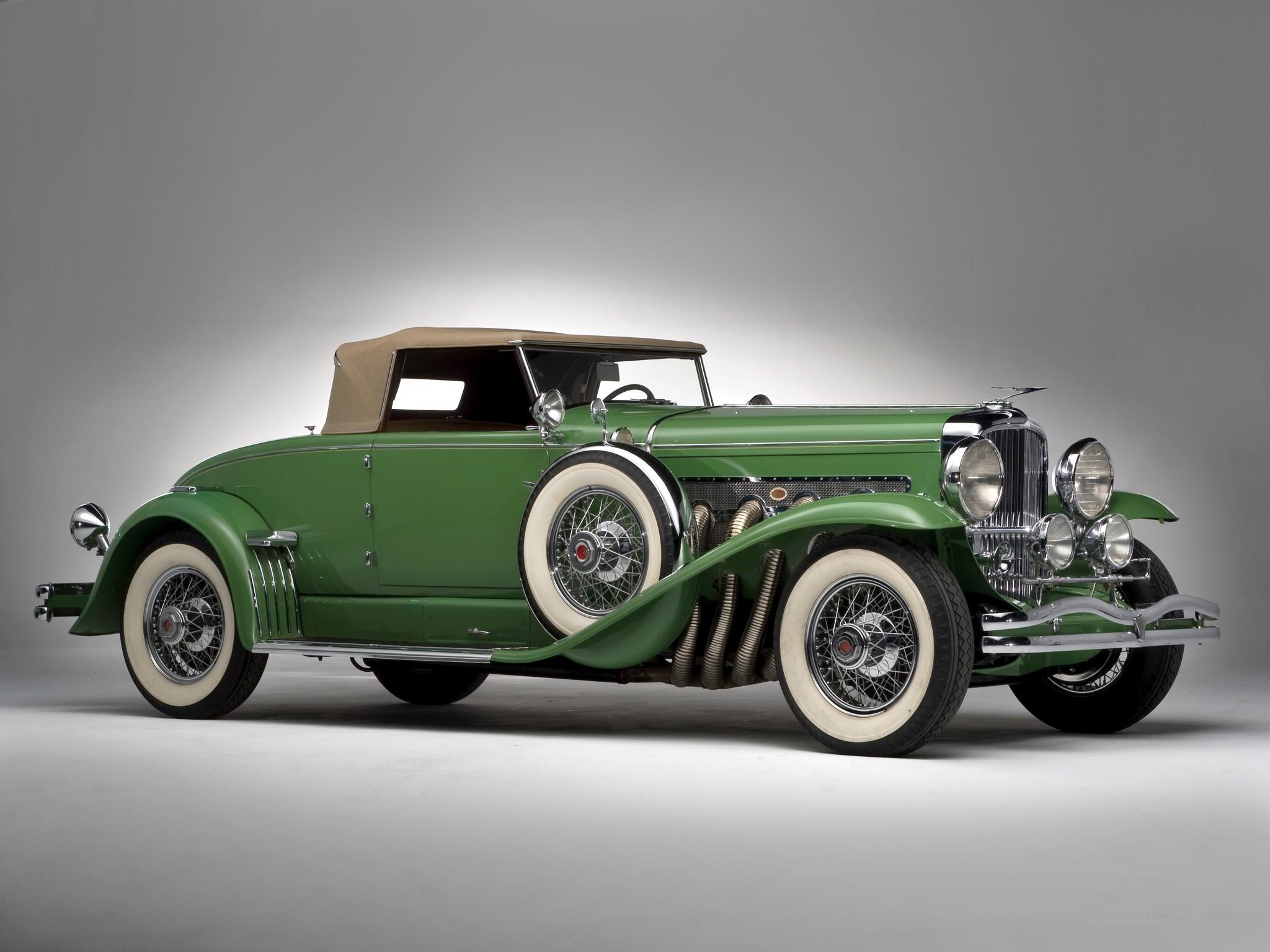 Duesenberg J 142 Convertible Coupe SWB by Murphy 1929