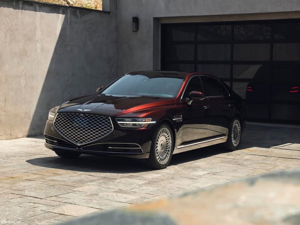 Genesis G90 2020