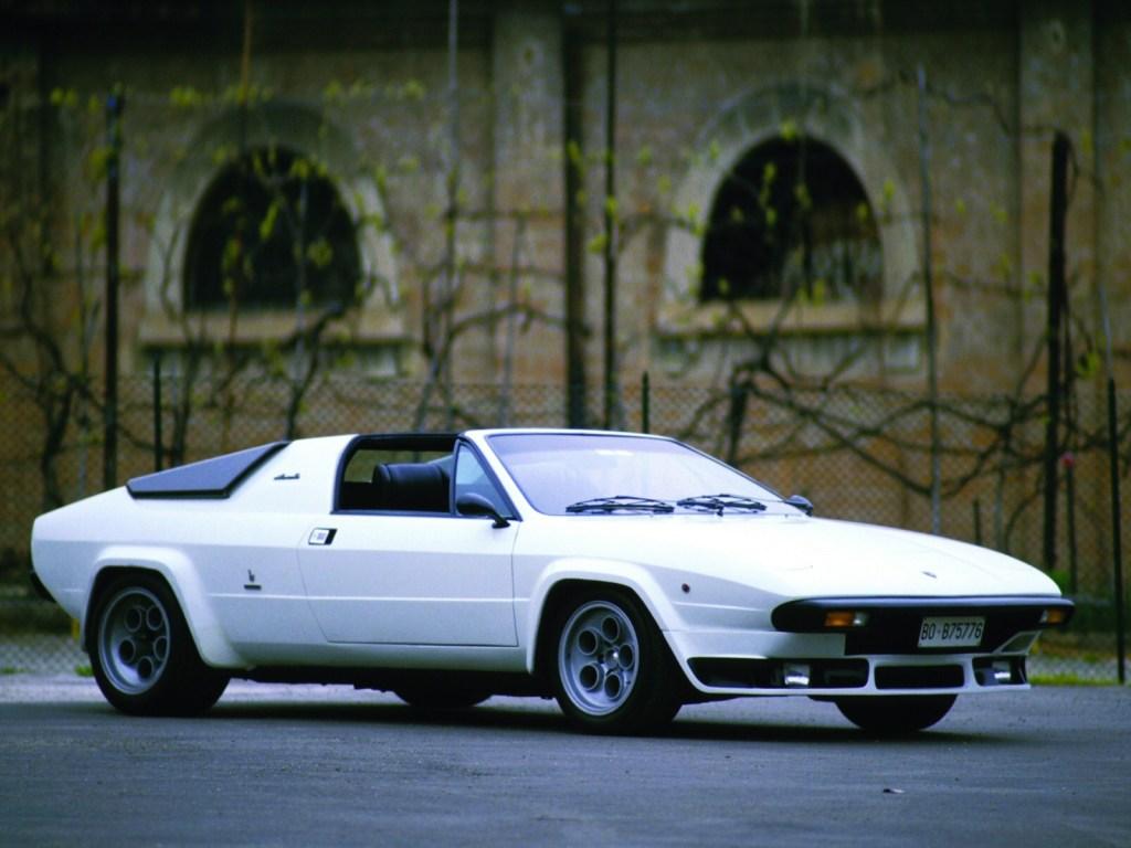 Lamborghini_Silhouette 1976