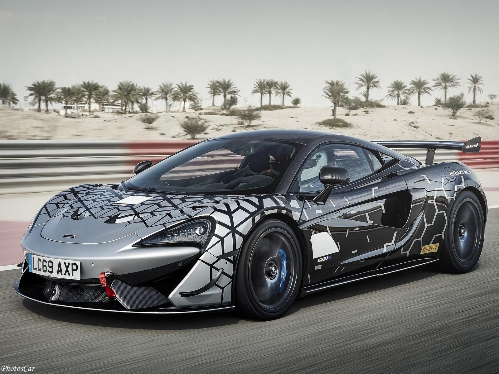 McLaren 620R 2020