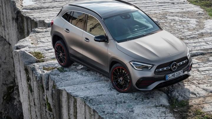 Mercedes Benz GLA 2021 – Confort exceptionnel sur les longs trajets