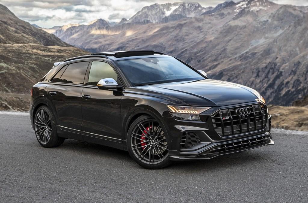 Audi SQ8 ABT Sportsline – Le kit aéro offrira encore plus de personnalité