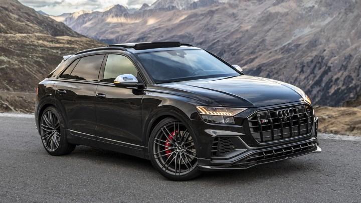 Audi SQ8 ABT Sportsline – Une amélioration des performances a 503 ch