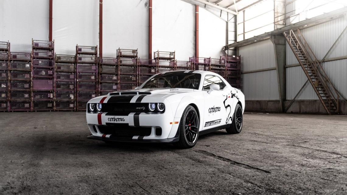 Geigercars Challenger SRT Hellcat Cerberus 2019 – HEMI-V8 de 6,2 litres