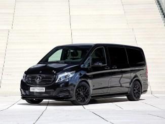 Hartmann Mercedes V250 D Vansports VP Spirit Black Pearl 2018