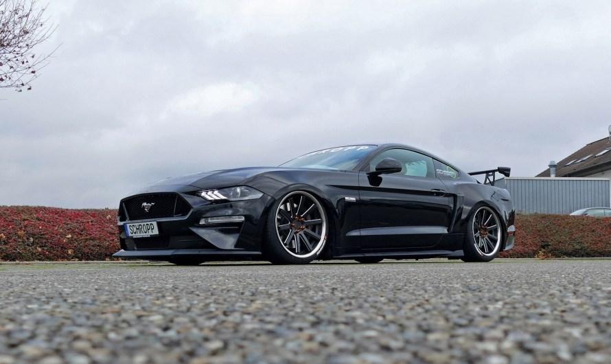 Schropp Tuning – Ford Mustang 2019 – Mise à niveau de puissance
