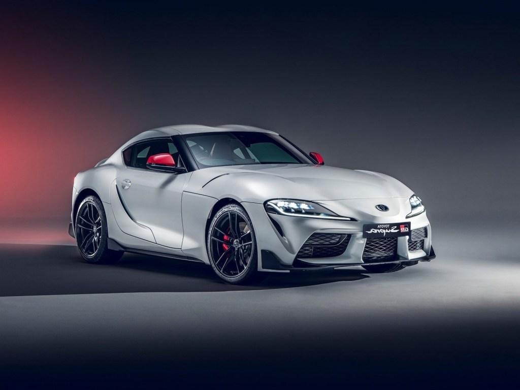 Toyota Supra GR Turbo 2020