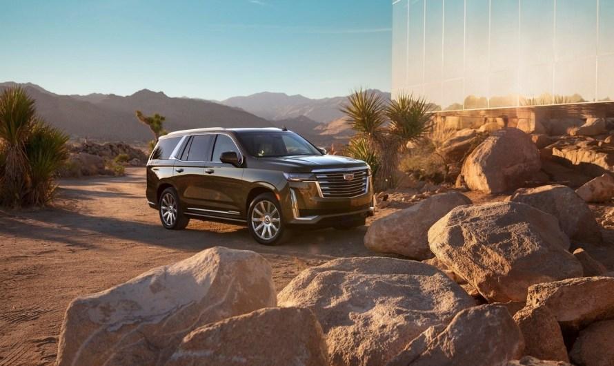 Cadillac Escalade 2021 – Le VUS phare monstre de cinquième génération
