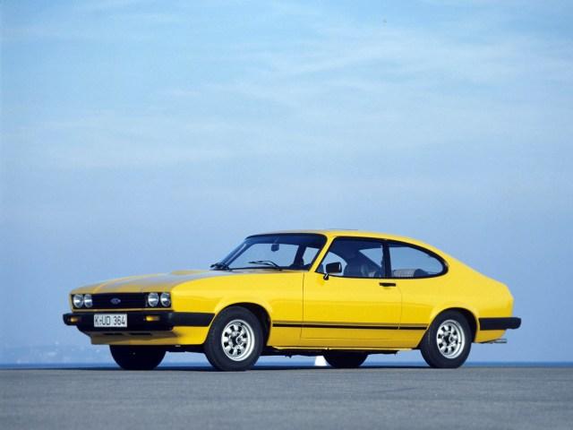 Ford Capri III 1978-1987