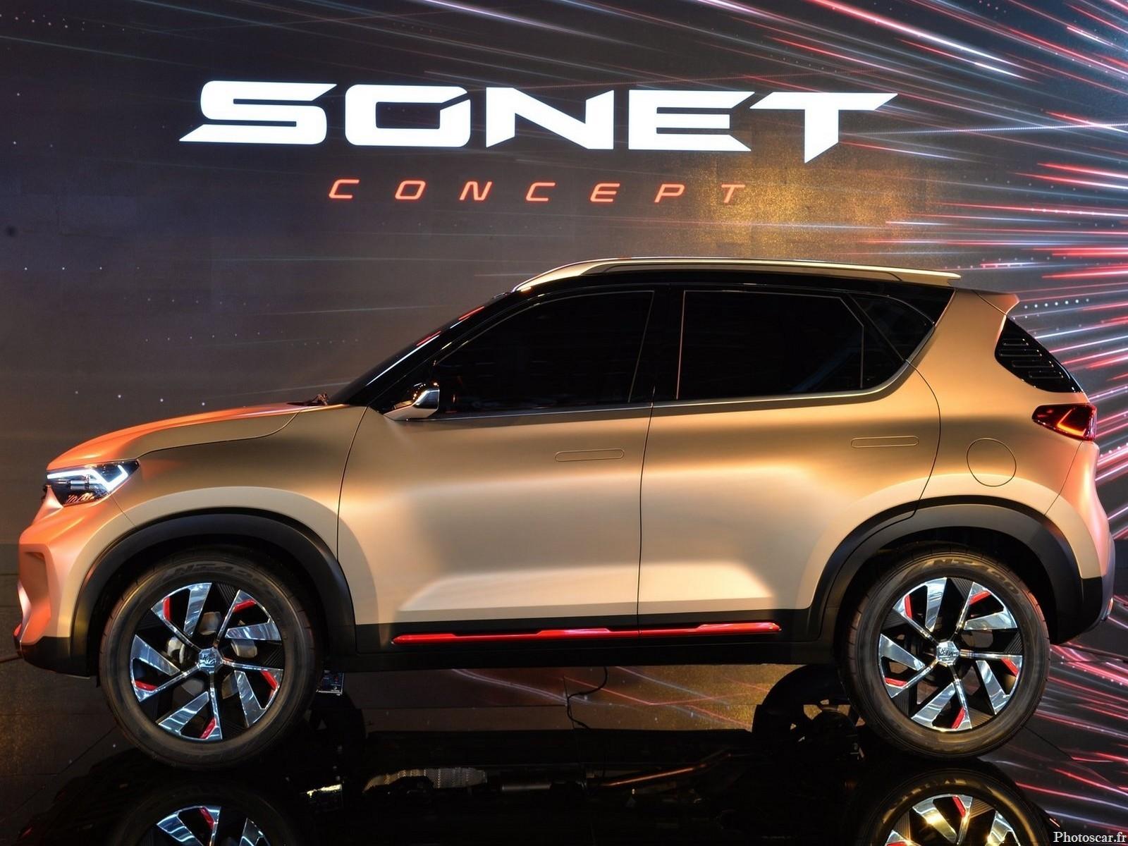 Kia Sonet Concept 2020