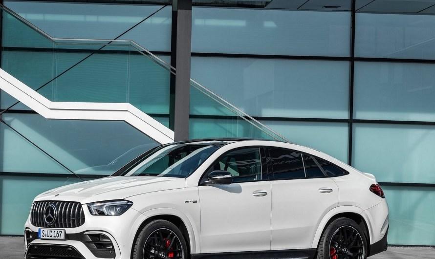 Mercedes GLE63 S AMG Coupe 2021 – Un moteur V8 biturbo électrifié