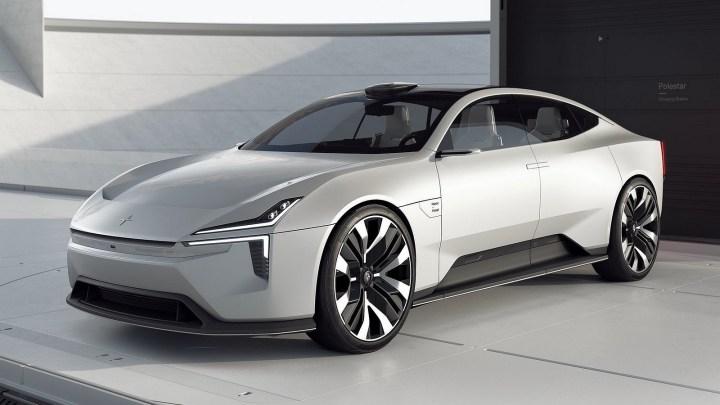 Polestar Precept Concept 2020 – Un nouveau concept électrique