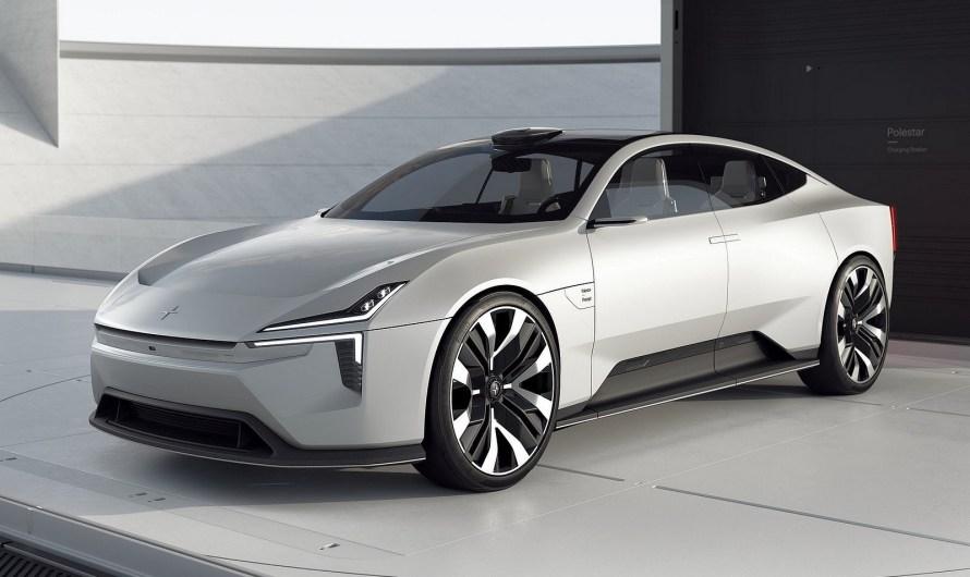 Polestar Precept Concept 2020 – Fastback électrique, optimisé pour les performances