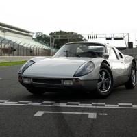 Porsche 904 Carrera GTS 1964 - Un corps en fibre de verre svelte