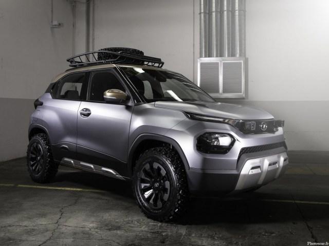 Tata HBX Concept 2020