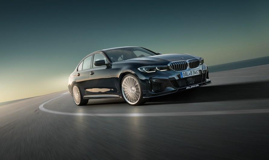 BMW Alpina B3 2020 – Plus jeune, plus grande et plus forte