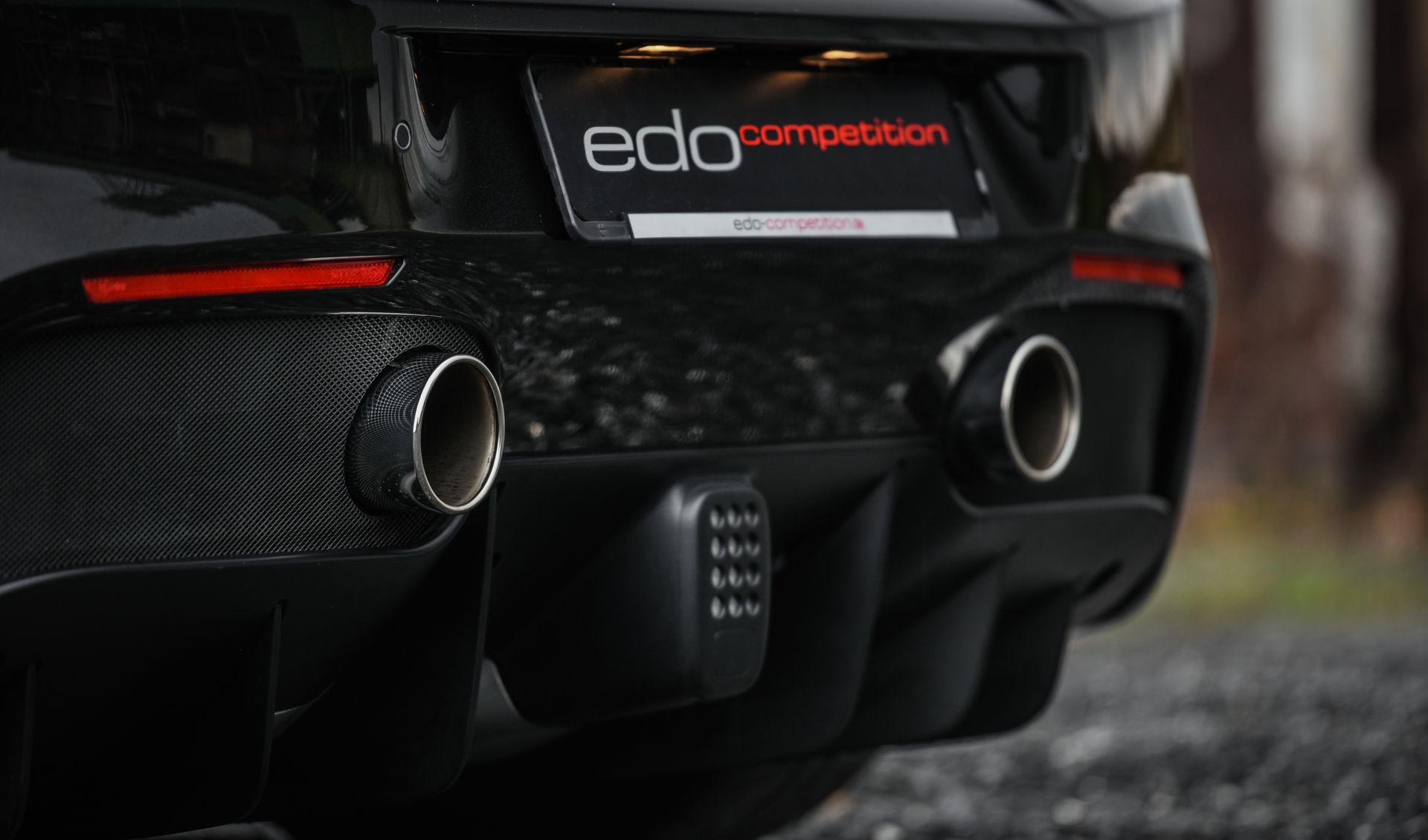 Edo Competition - Ferrari 488 GTB