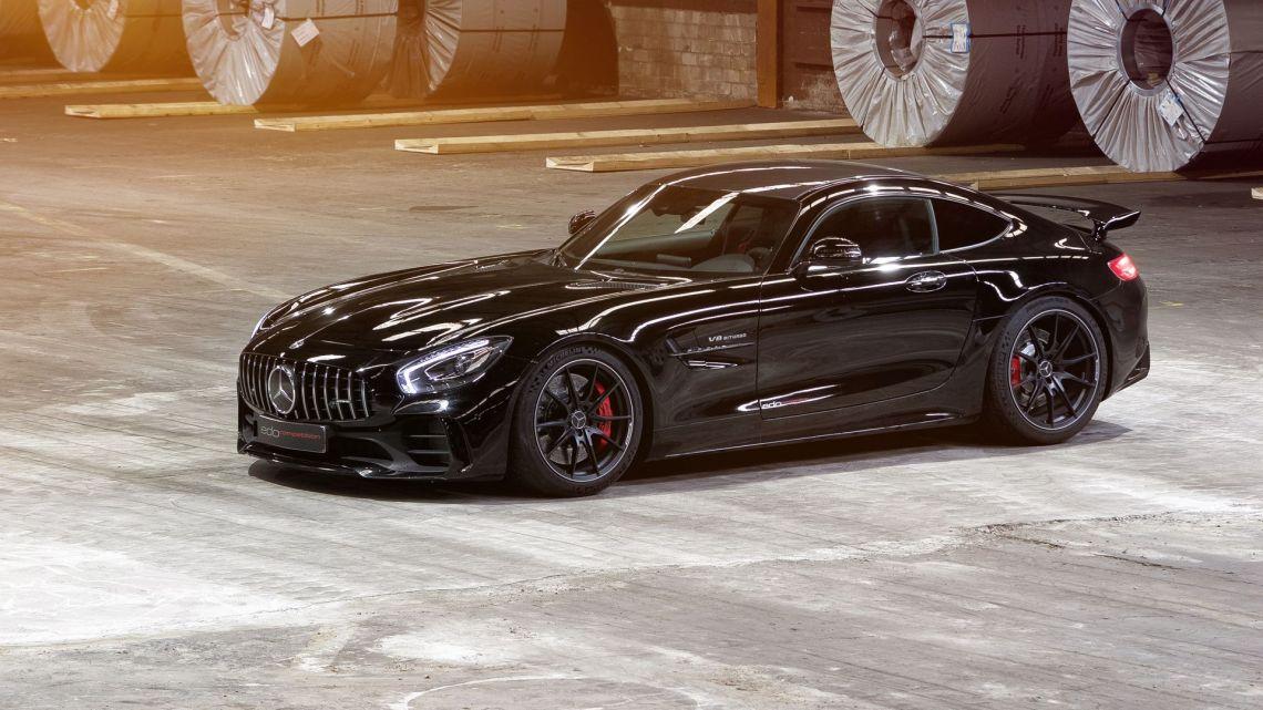 Edo Competition – Mercedes-AMG GTR est actuellement la plus rapide