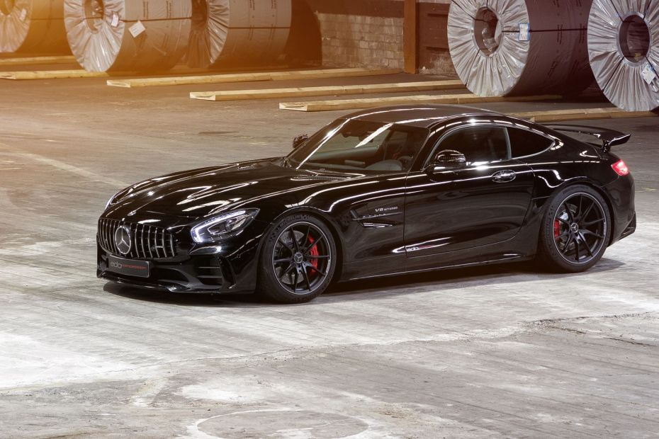 Edo Competition - Mercedes GT R