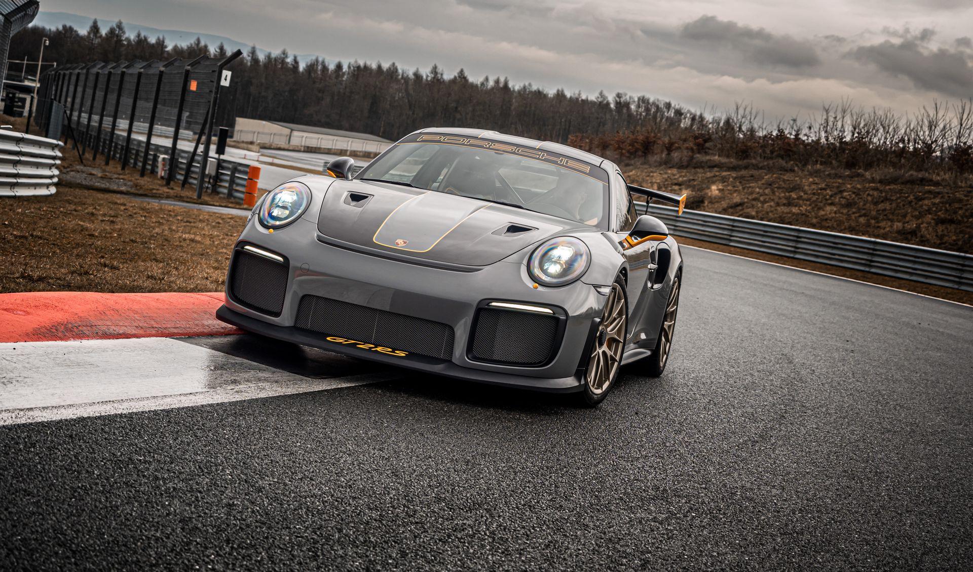 Edo-Competition - Porsche 991 GT2 RS