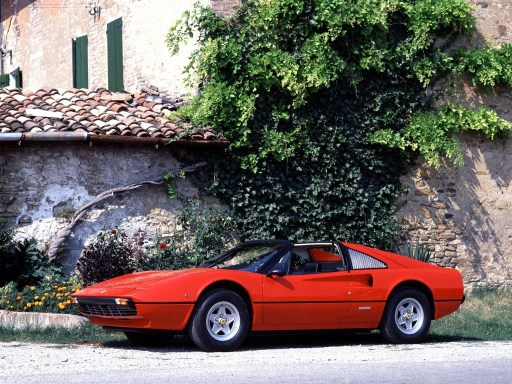 Ferrari 308 GTSi 1980