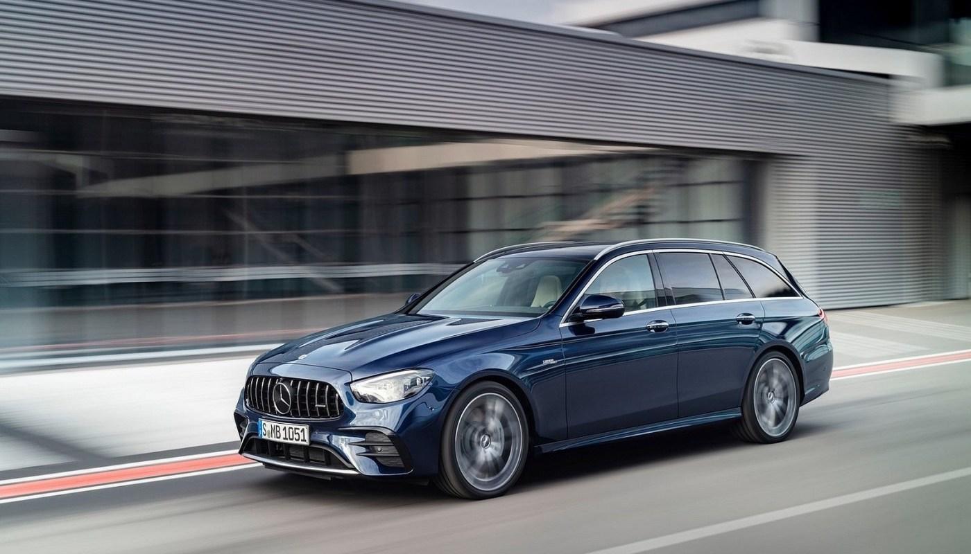 Mercedes-AMG E53 Estate 2021