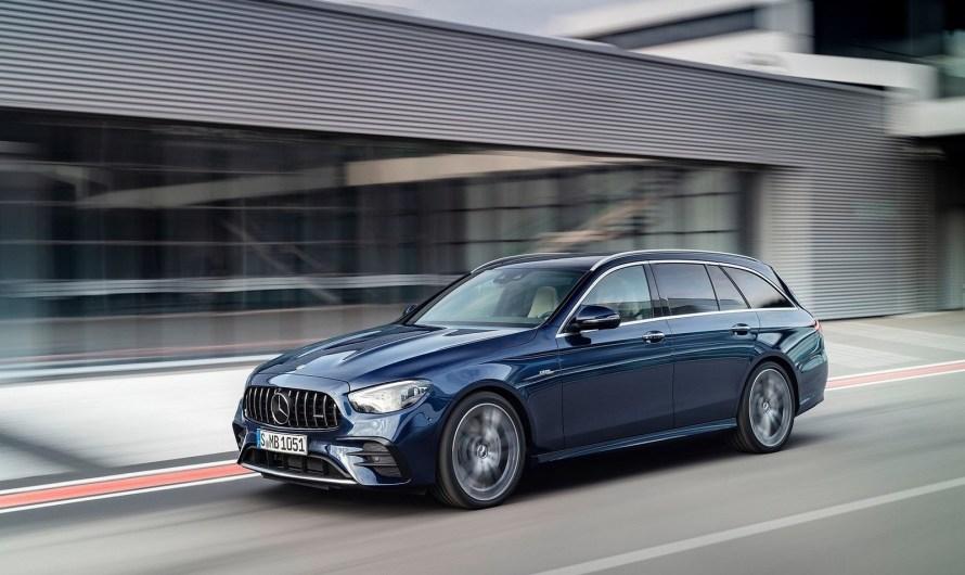 Mercedes-AMG E53 Estate 2021 – Des performances impressionnantes