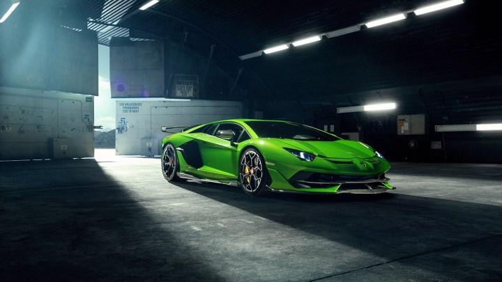 Novitec Lamborghini Aventador SVJ 2019 – Plus légère et plus en colère