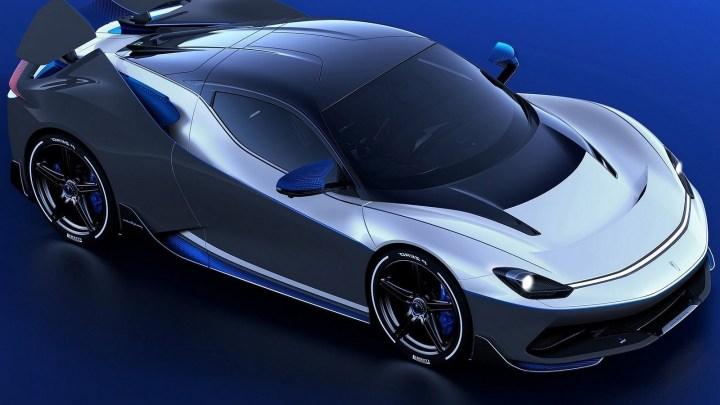 Pininfarina Battista Anniversario 2021 – Limitée à seulement 5 unités