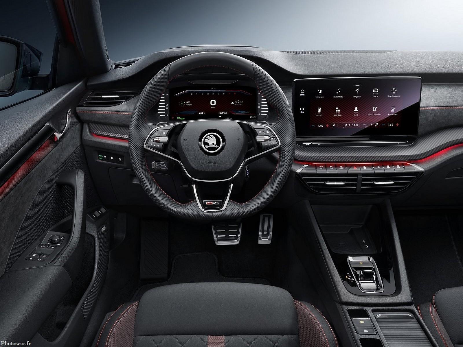 Skoda Octavia RS iV Combi 2020
