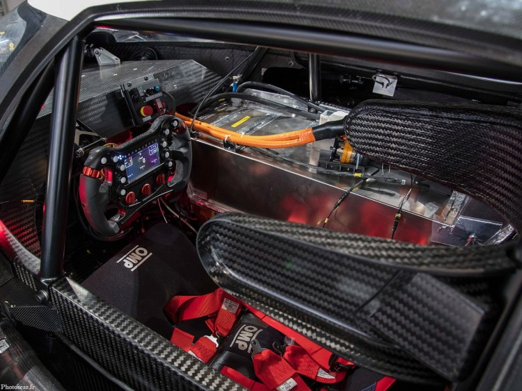 Volkswagen I.D R Pikes Peak 2018