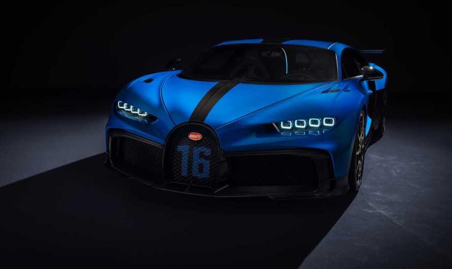 Bugatti Chiron Pur Sport 2020 – Seulement 60 Hypercar seront construits