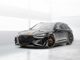 Audi RS6 Avant Mansory 2021