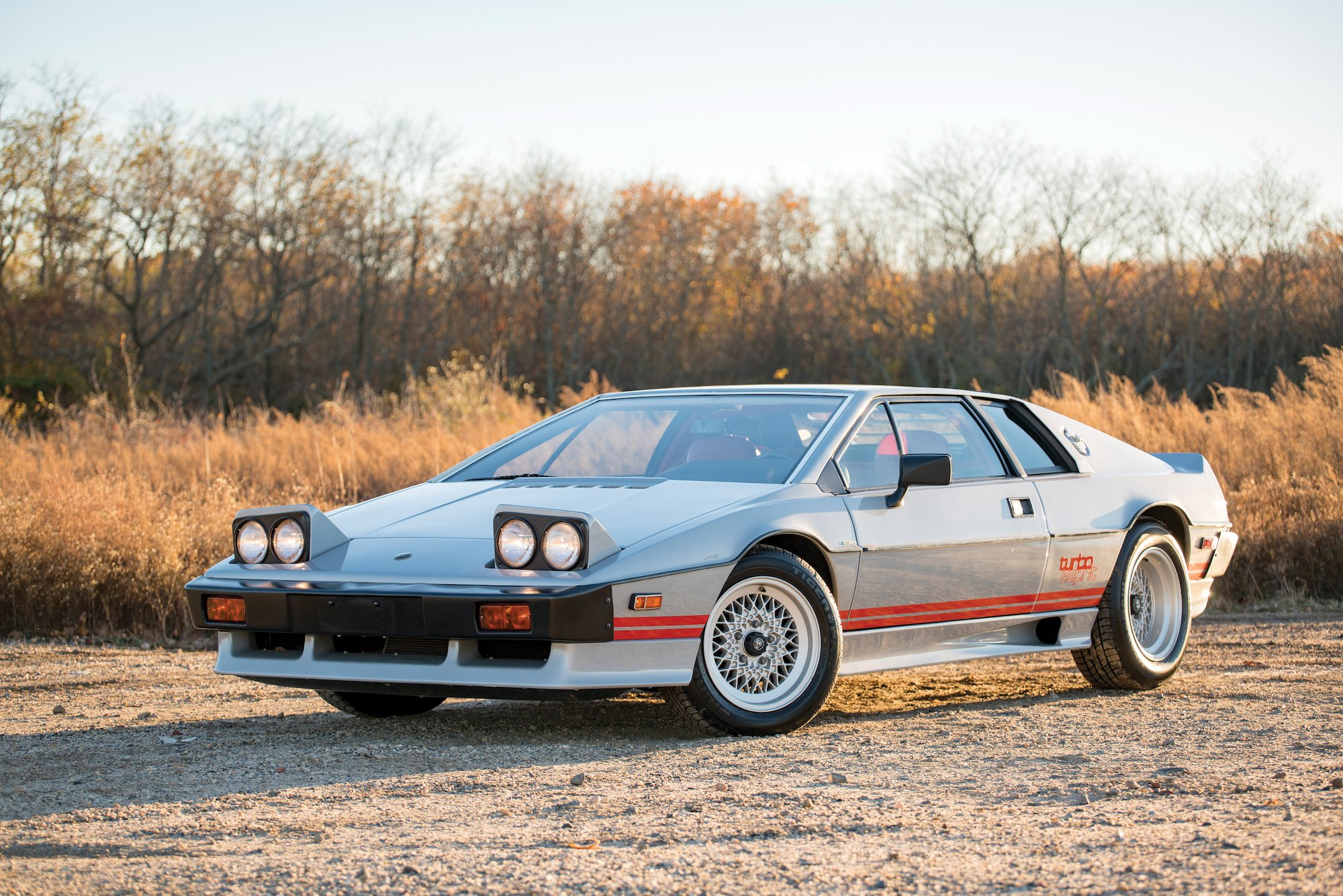 Lotus Esprit Turbo 1983