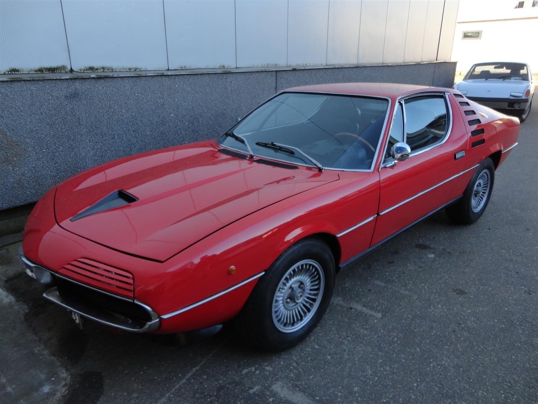 Alfa Romeo Montreal 1976