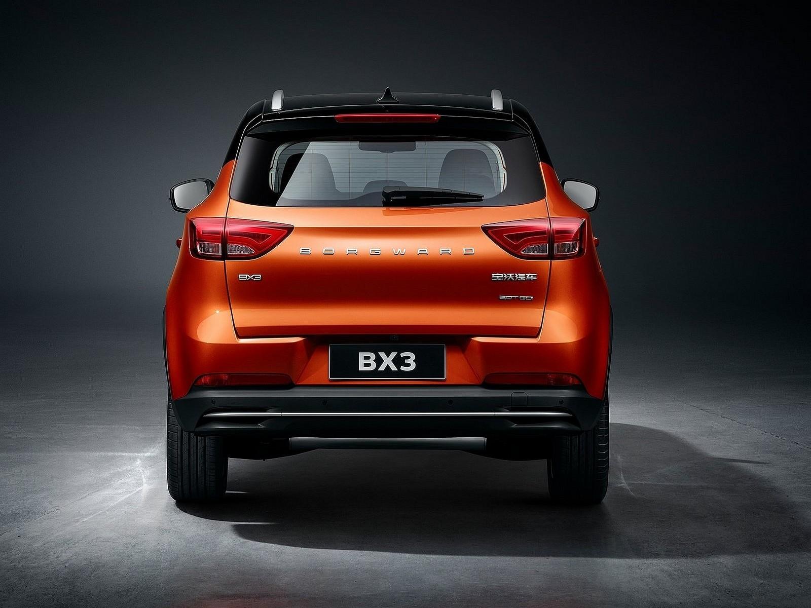 Borgward BX3 2020