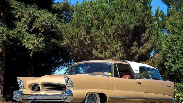 Chrysler Plainsman Concept Car 1956 – Carrossé par Ghia en Italie
