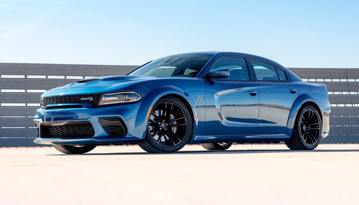 Dodge Charger SRT Hellcat Widebody 2020