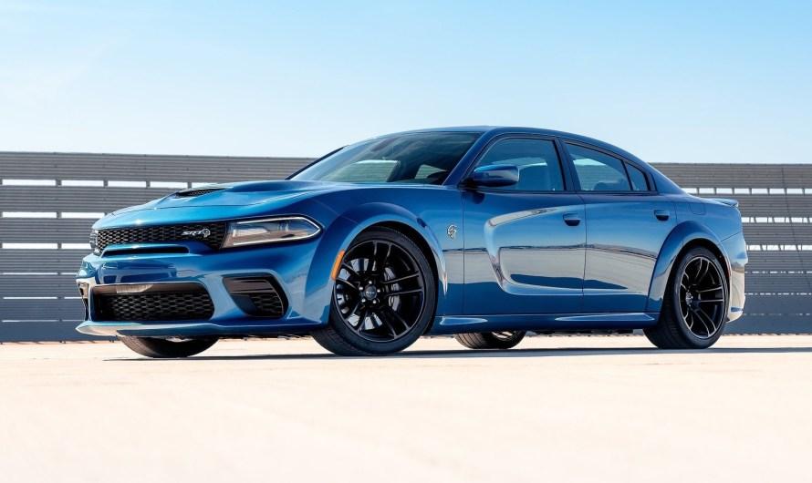 Dodge Charger SRT Hellcat Widebody 2020 – Plus large, pour votre plaisir