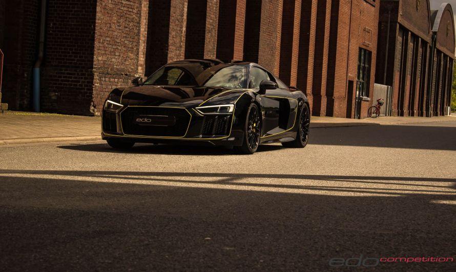 Edo Competition Audi R8 V10 2020, pas d'amélioration des performances