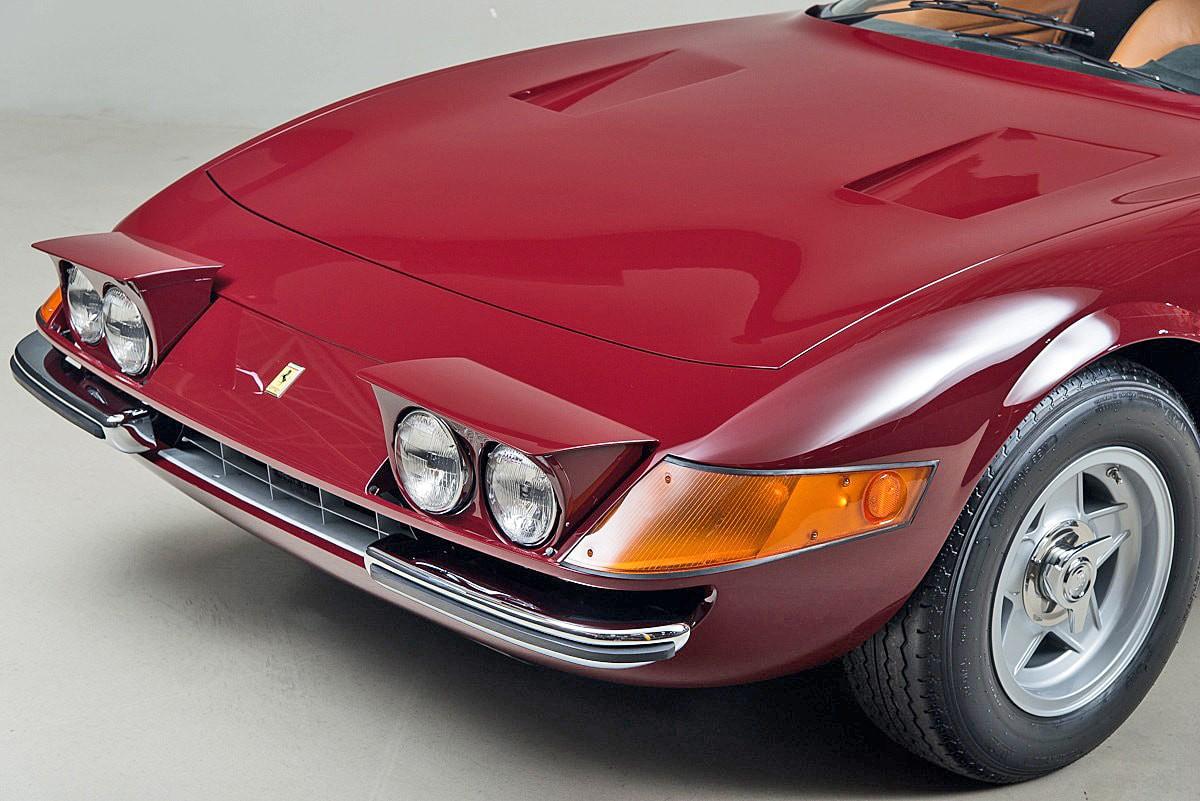 Ferrari 365 GTB 4 Daytona 1972