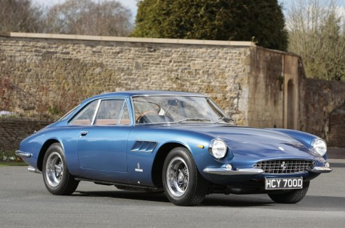Ferrari 500 Superfast 1965
