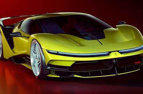Ferrari F42 Concept 2020