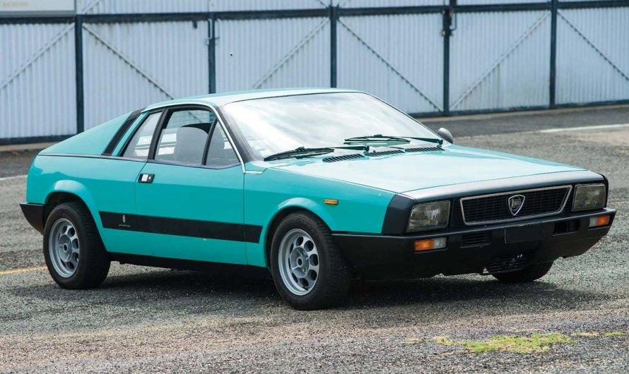 Lancia Beta Montecarlo – Elle n'a pas connu la renommée qu'elle méritait