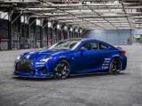 Lexus RC F Gordon Ting 2014