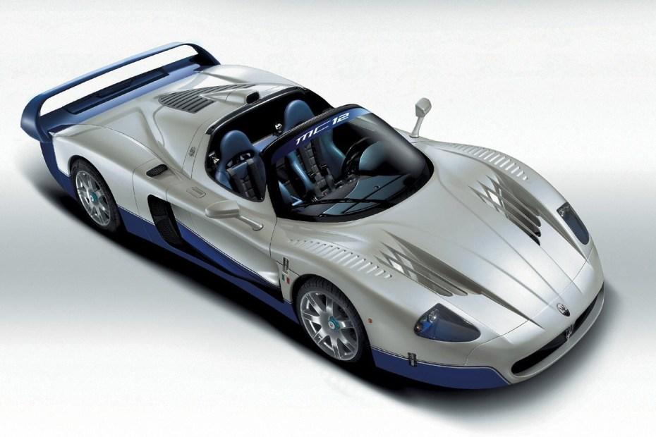 Maserati MC12 2004